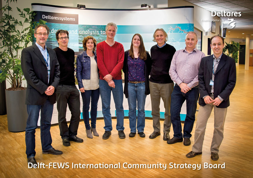 Members of the Delft-FEWS Community Strategy Board